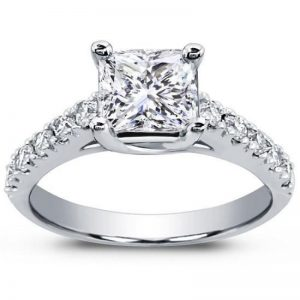 Diamond Trellis Engagement Setting